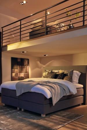 LEEM Wonen luxe bedden Diks Bedmakers Floreana Basis