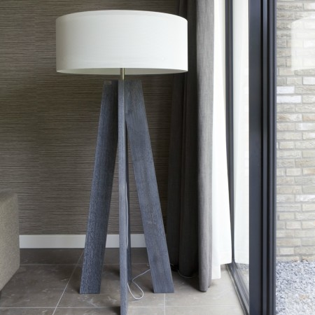 LEEM Wonen moderne villa Remy Meijers lamp