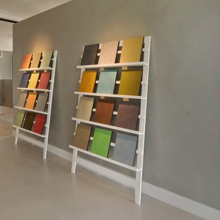 LEEM Wonen stucwerk Frits Kool kleuren