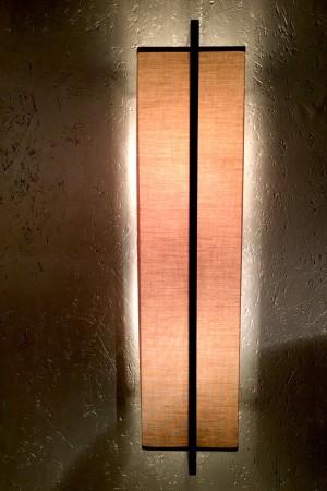 LEEM Wonen verlichting De Vaan wandlamp