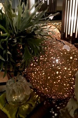 LEEM Wonen verlichting Lumière copper
