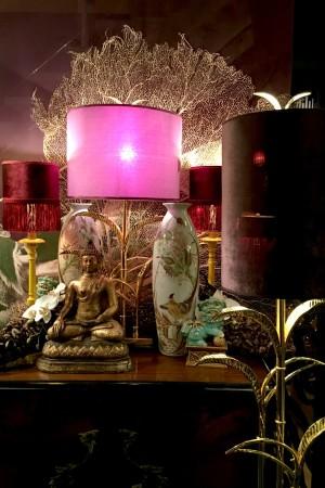 LEEM Wonen verlichting Lumière gold