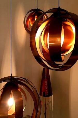 LEEM Wonen verlichting Stout Copper