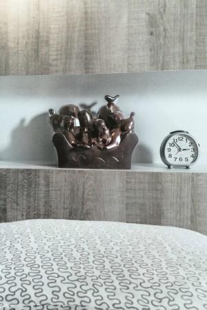 LEEM Wonen beeldhouwwerk Odile Kinart family