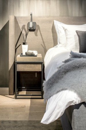 LEEM Wonen dromen Nilson Beds nachtkastje Menton eiken