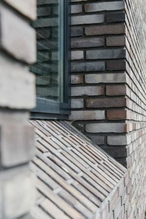 LEEM Wonen ontwerp Boxxis Architecten metselwerk