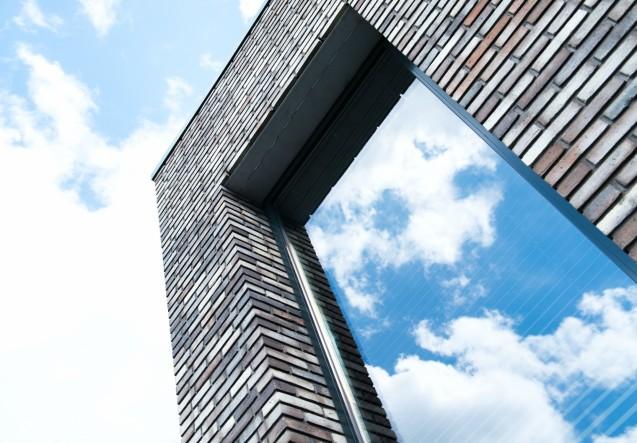 LEEM Wonen ontwerp Boxxis Architecten raampartij