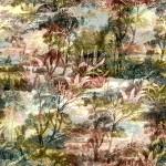 LEEM Wonen wild forest Arte Walls behang