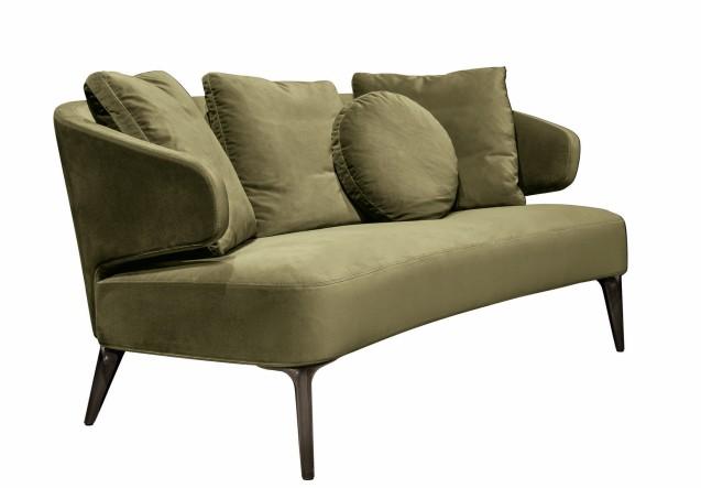 LEEM Wonen wild forest Noort Interieur sofa Aston Minotti