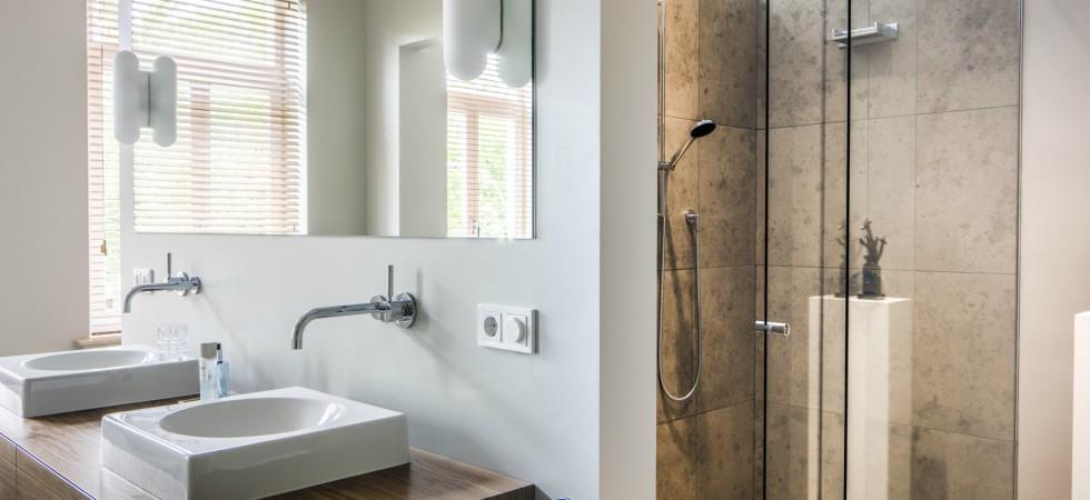 LEEM Wonen Roelfien Vos Interior Designer bathroom