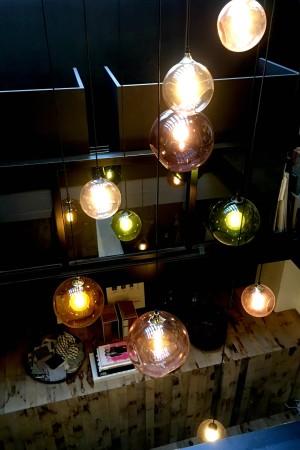 LEEM Wonen lancering meubelmerk fioroni hanglamp