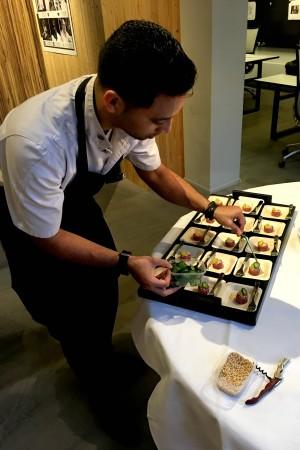LEEM Wonen lancering meubelmerk fioroni chef-kok