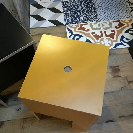 LEEM Wonen lancering meubelmerk fioroni krukje