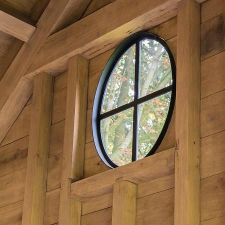 LEEM Wonen gastenverblijf Carpentier window
