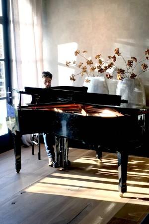 LEEM Wonen Loft Live piano