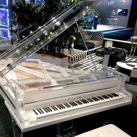 LEEM Wonen jubileumeditie Masters of LXRY 2016 piano