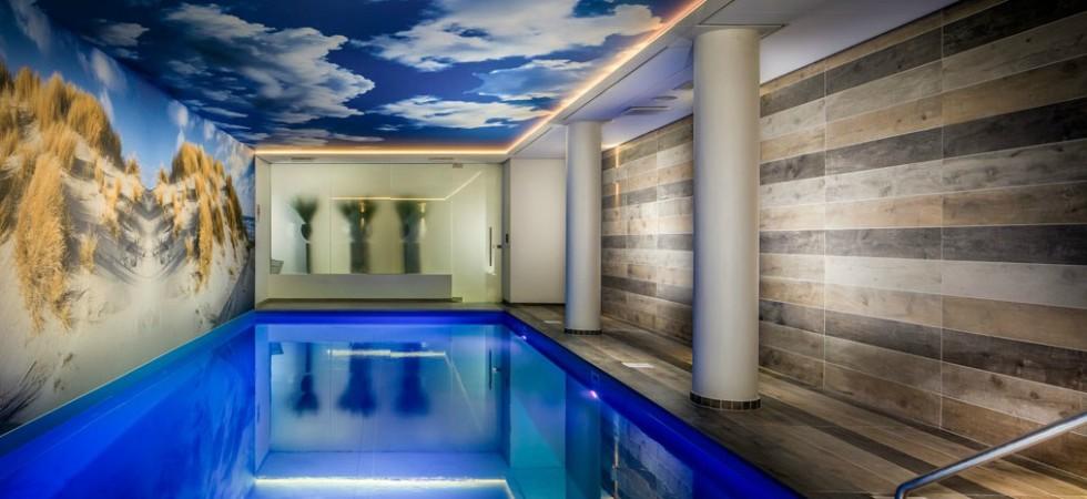 LEEM Wonen Badhotel Domburg zwembad