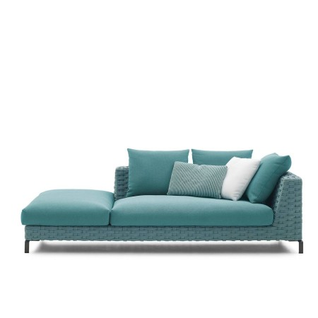 LEEM Wonen Italiaans design IMM Cologne 2017 B&B Italia sofa