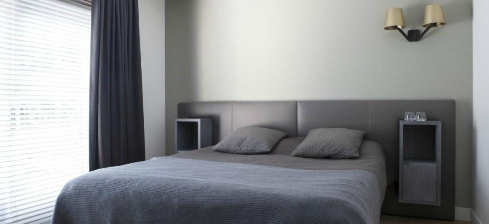 LEEM Wonen schuur villa Vleuten Remy Meijers bedroom