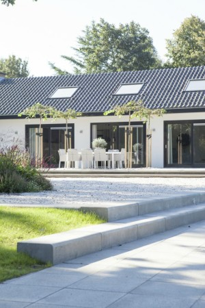 LEEM Wonen schuur villa Vleuten Remy Meijers garden