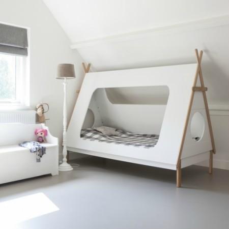 LEEM Wonen schuur villa Vleuten Remy Meijers kidsroom