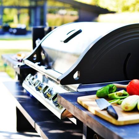 LEEM Wonen buitenkeuken HaWé Outdoor barbecue