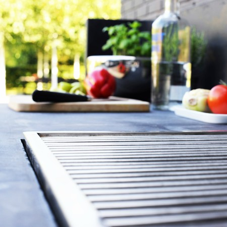 LEEM Wonen buitenkeuken HaWé Outdoor grill