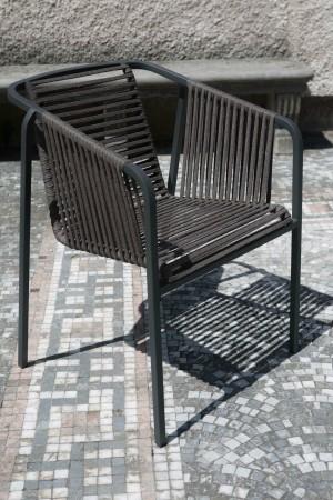 LEEM Wonen outdoor trends Fischer Möbel dining chair