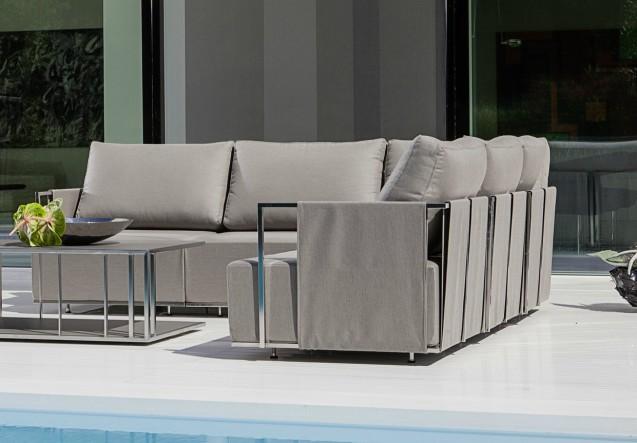 LEEM Wonen outdoor trends Fischer Möbel sofa