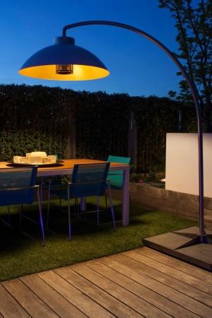 LEEM Wonen terrasheater Dome dining