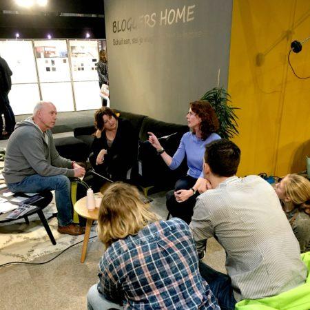 LEEM WONEN Beurs Eigen Huis Bloggers Home presentatie