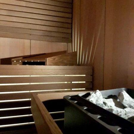 LEEM WONEN Excellent Wonen & Leven Relax Outdoor sauna