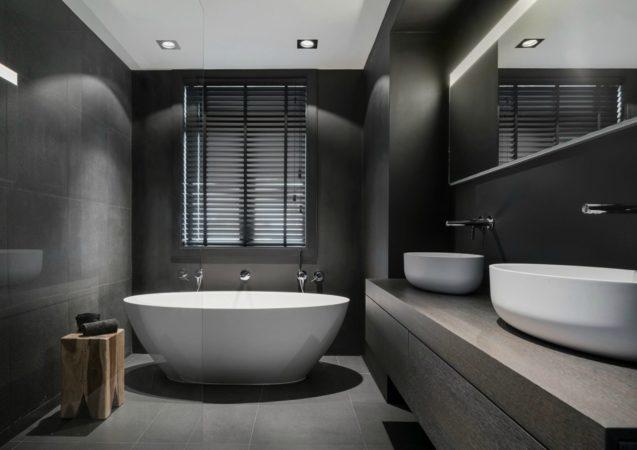 LEEM WONEN Mariska Jagt woonhuis interieur Kralingen badkamer