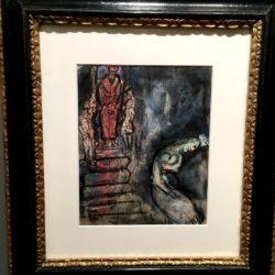 LEEM WONEN Tefaf 2017 feest Chagall 1