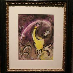 LEEM WONEN Tefaf 2017 feest Chagall 2