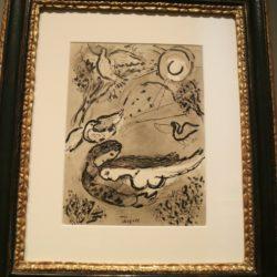 LEEM WONEN Tefaf 2017 feest Chagall 3