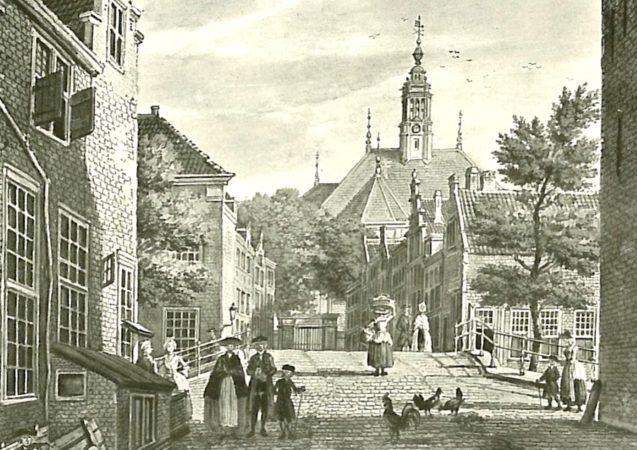 LEEM WONEN Tefaf 2017 feest Nieuwe Kerk in 1770