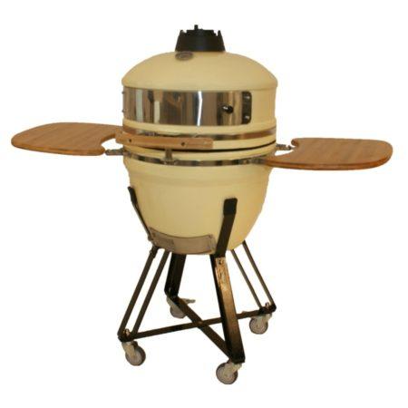 LEEM WONEN barbecue buitenleven Patton Kamado Grill
