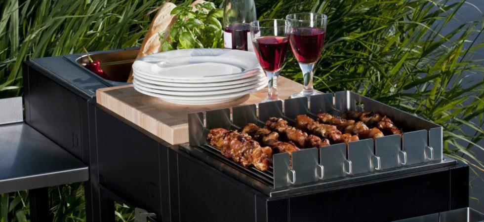 LEEM WONEN barbecue buitenseizoen grill UW tuin
