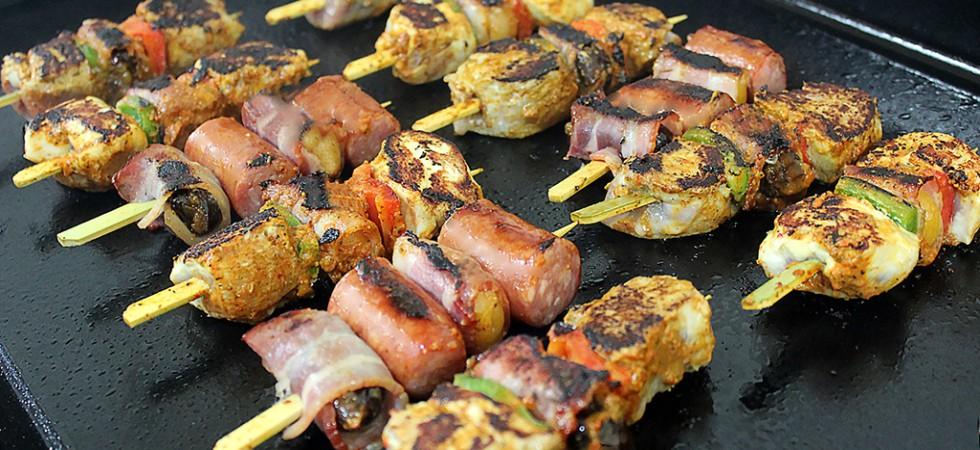 LEEM WONEN barbecue buitenseizoen