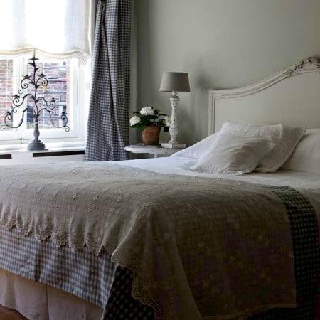 LEEM WONEN Erfgoedfair Gustav Interiors slaapkamer
