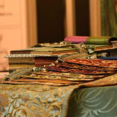 LEEM WONEN Erfgoedfair Issabella Interiors stoffen