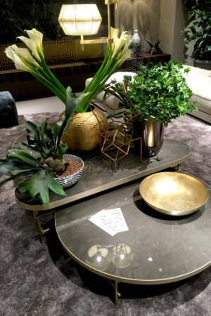 LEEM WONEN Fiera Milano Frigerio coffee table