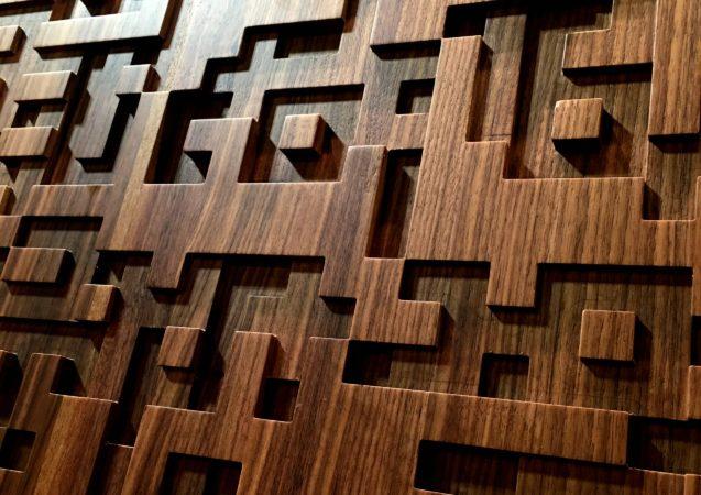 LEEM WONEN Fiera Milano wall panel