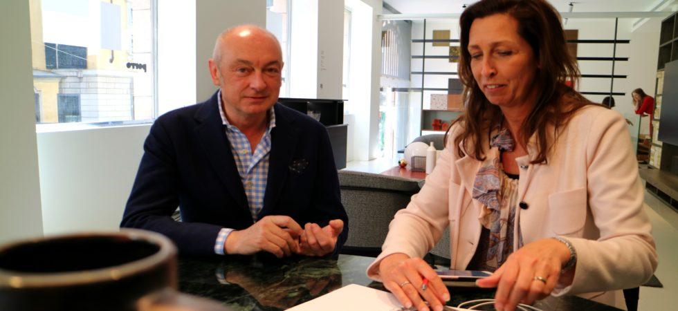 LEEM WONEN Salone del Mobile interview Piero Lissoni