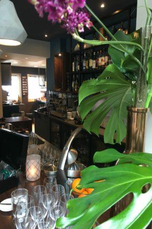 LEEM WONEN restaurant Tante Kee bar
