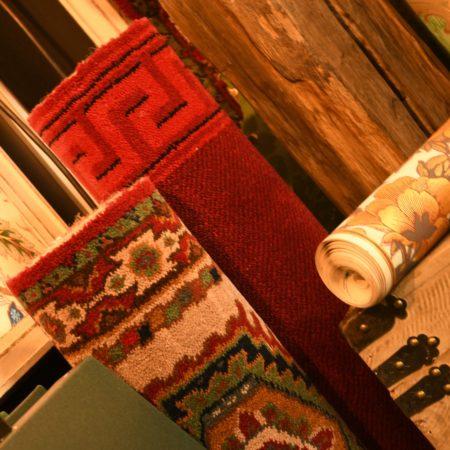 LEEM WONEN Issabella - Interiors fabrics wallpaper