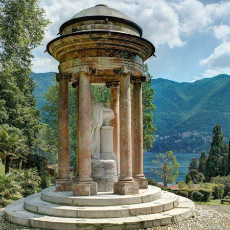 LEEM WONEN Villa d'Este garden