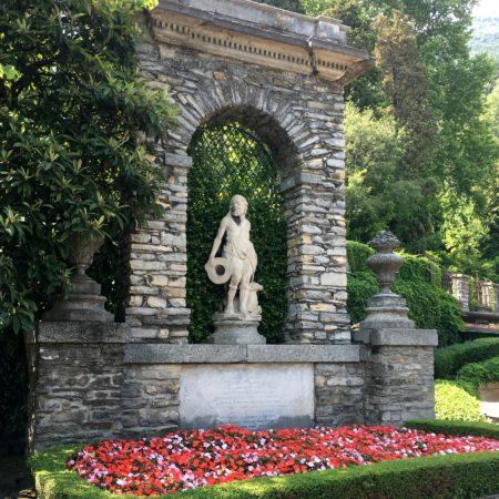 LEEM WONEN Villa d'Este statues