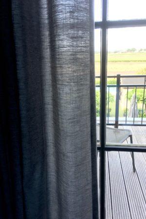 LEEM WONEN binnenkijken Inside Blinds raamdecoratie slaapkamer